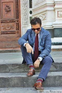 Boggi Milano total look per il gentleman su Zalando. Il blog del Marchese: fashion blogger di moda maschile in Italia. Consigli di stile; bon-ton.