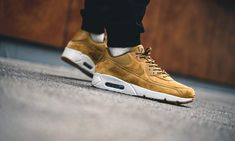 big sale f93d7 2d002 Nike Air Max 90 Ultra 2.0   Wheat Bone Brown   Mens Trainers