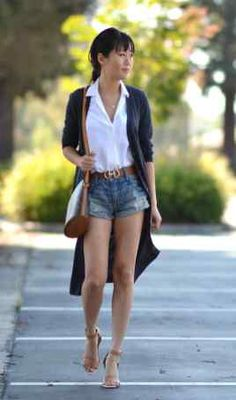 0d418796074 Casual Outfits Summer Comfy Shorts Beautiful Outfit With Louis Vuitton  Druout Crossbody Bag