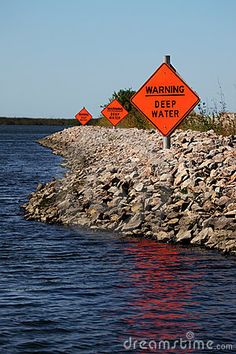 Deep Water Signs
