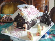 Casetta di cioccolato  - chocolate house