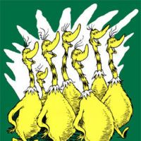 sneetches on beaches coloring pages - photo#21