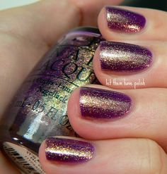 OPI :: It's My Year....so pretty!