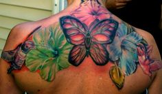 Mystical Butterflies | Butterfly Tattoo Designs: Beauty is Fragile - Tattoo Meanings