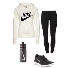 Black & White can't go wrong with that...Nike<3