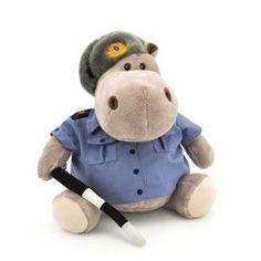 Бегемот полицейский гаишник