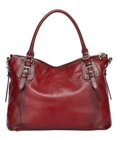 Another great find on #zulily! Red Ryder Leather Shoulder Bag #zulilyfinds