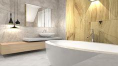 Visualisierung Wohnhaus I Badezimmer