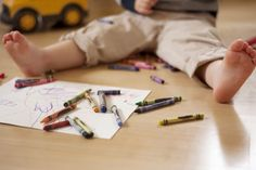 Art Activities for 2-Year-Olds