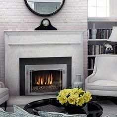 34 best transitional style images in 2019 gas fireplace rh pinterest com