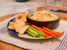 Classic Hummus - The Food Network - Spice this classic up with our Chipotle  Olive Oil!