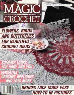 Magic crochet № 47-1987