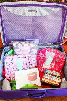 Great ideas for surprising someone with a vacation for Christmas.