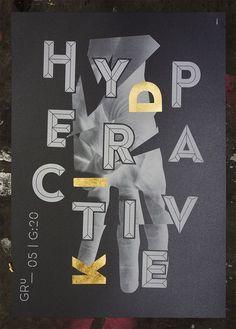 Hyperactive Kid GOLD EDITION by Krzysztof Iwanski