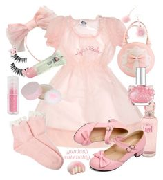 b6c9ef98edf5b Lolita Fashion, Kawaii Fashion, Cute Fashion, Ddlg Outfits, Cute Outfits,  Princess