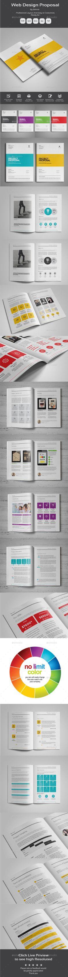 Sponsorship Prospectus | Pinterest | Proposals, Template and ...