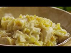 Chicken Recipes - How to Make Chicken Noodle Casserole - YouTube