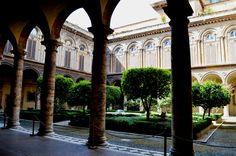 Palazzo Doria Pamphilj Gallery, Rome Italy