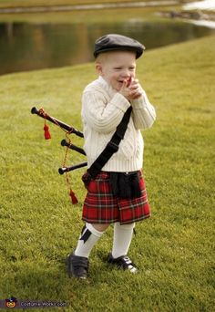 scottish halloween costume boy - Google Search