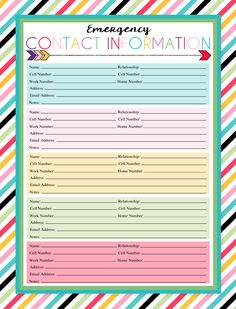 i should be mopping the floor: Free Printable Utility Provider Contact Sheet Planner Pages, Printable Planner, Free Printables, Password Printable, Planner Sheets, Monthly Planner, Meal Planner, Organizing Paperwork, Binder Organization