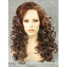 N4-35/4/613  Curly Long Chestnut Highlighted Wig. Wigs Online  #rupauldragrace   #soyouthinkyoucandrag   #rupaul   #rpdr   #beautysalon   #hairsupply   #hairstyle   #hairsalon   #hair   #dragqueen   #dragrace   #dragwig   #drag   #gaywig   #lacefrontwig   #lacefront   #lacewig   #lacewigs   #wigstore   #crazywig   #wig   #wigs   #findwig   #onlinewigstore   #kanekalon   #skintop   #skintopwig   #skintopwigs   #lacefrontwigs   #dragshow