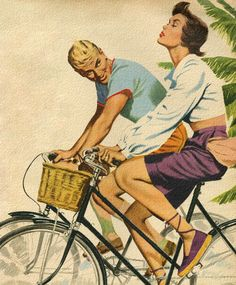 52 Best Vintage Cycling images  153b905b4