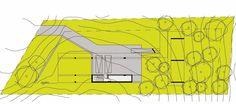 Ricardo Sargiotti con x-arquitectos anteproyecto casa CD / 2006 planta baja