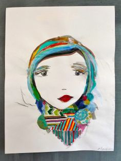 Sabrina Ward Harrison | Art, Art journal inspiration, Painting Sabrina Ward Harrison Sketchbook