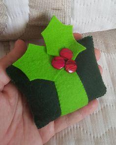 PDF Pattern Christmas presents Christmas Ornament Pattern