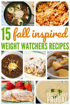 15 Fall Inspired Weight Watchers Recipes Recipes – Fabulessly Frugal Source by christinalashae Very Low Calorie Foods, Low Carb Diet, Ww Recipes, Fall Recipes, Healthy Recipes, Potato Recipes, Drink Recipes, Dinner Recipes, Plats Weight Watchers