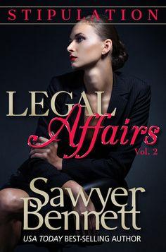 LEGAL AFFAIRS - VOLUMEN 1 Y 2 - SAWYER BENNETT