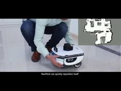 SLAM for the robot Navigation and Position by Inmotion - YouTube