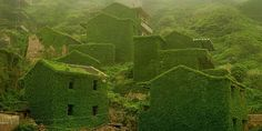 The Most Hauntingly Beautiful Abandoned Places in the World - Abandoned Buildings