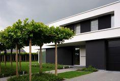 Schellen Architecten - Moderne villa Baal - Hoog ■ Exclusieve woon- en tuin inspiratie.