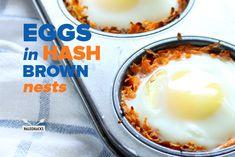... Breakfast | Baked Eggs on Pinterest | Baked Eggs, Egg Muffins and Eggs