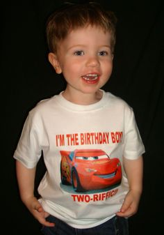 Disney Cars Birthday Party Ideas!