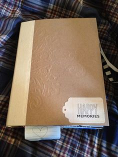 Make a smash book reliving the past year of the relationship. Great Christmas/New Years gift! (Get wedding style book for relationship pages)