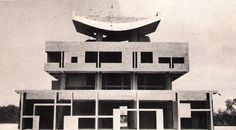 Le Corbusier Governors Palace, Chandigarh