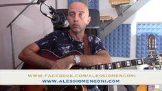 Alessio Menconi- Lezioni di chitarra jazz  su skype