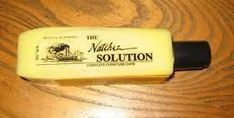 The Natchez Solution, for hydrating untreated, unsealed wood. Made from beeswax, mineral oil and lemon oil.