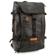 Timbuk2 Aviator Travel Best Laptop Backpack, Carbon/Carbon Ripstop - Laptop Backpacks Reviews