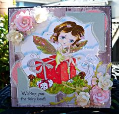 Lil Cutie Creations: Julia Spiri New Release~ Fairy and Gift