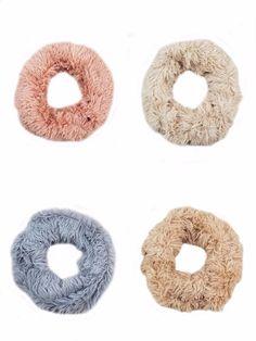 Ladies Faux Fur Snug Snood Style 91483