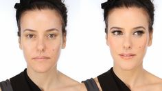 Lisa Eldridge has amazing makeup tutorials.  Lisa actually does makeup for movie stars!
