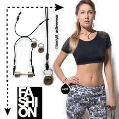 Nuestra nueva colección te propone el #LookGym ideal para realizar tus rutinas de entrenamiento, sintiéndote cómoda hermosa y moderna.  Encuéntralo disponible en todas nuestras tiendas y sitio web www.bodyfitactivewear.com #Accesorios #FitInspiration #FashionTrends #FashionFitness #GymTime #Fitness #Modern #Anathomic #FashionSport #WorkOut #PhotoOfTheDay #LifeStyle #Woman #Shop #Casual #Trendy #f4f #Follow #YoSoyBodyFit #NewCollecion #BodyFit #ActiveWear  #RopaDeportiva #StyleRunner
