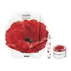 Kenzo - Coffret Flower in the Air - Prime Beauté Sephora, Kenzo Parfum, Flower Perfume, Packaging Design, Fragrance, Tableware, Flowers, Food, Cosmetics