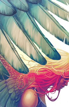 """Images for : NYCC: Patterson Takes a """"Maximum Ride"""" with Marvel - Comic Book Resources"""