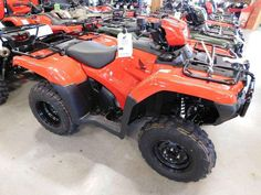 New 2016 Honda FourTrax® Foreman® 4x4 ES Power Steering ATVs For Sale in Minnesota. The ATV that gets the job done. You probably have a go-to person in your life—someone that you can count on in a pinch, the one you can count on when you need something done, done right, done now, and done without excuses. On the jobsite or the shop floor, it's probably the shop foreman. And in the world of all-terrain vehicles that's the Honda Foreman. The Honda FourTrax® Foreman® has long been the workhorse…