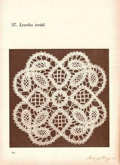 Bruges lace pattern