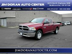 Jim Doran Auto Center   New Chrysler, Dodge, Jeep, Ram dealership in McMinnville, OR 97128 View our new vehicle specials at http://www.jimdoranautocenter.net/specials/new.htm